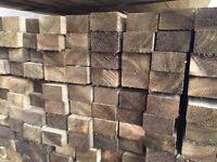 Wood, timber (3x2) 75x47mm @ 3.6m pressure treated