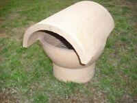 Chimney Pot Bonnet Tile