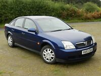 INCREDIBLY ECONOMICAL LPG VAUXHALL VECTRA 1.8i 16v LS. VERY LONG MOT. GREAT CONDITION.