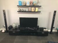 Samsung 5:1 cinema surround system with blue ray DVD player