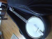 Vintage Tenor Banjo