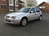 ROVER 25 1.4 2006 40,000 MILES 12 MONTHS MOT FULL SERVICE HISTORY FULL LEATHER SUNROOF AMAZING CAR