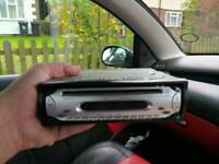 Sony car cd player