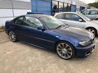 BMW 320Ci SPORT 2DR COUPE AUTOMATIC 2004/04