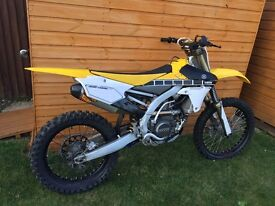 Yzf 450 60th anniversary not road legle