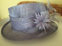 Ladies lilac formal/wedding hat