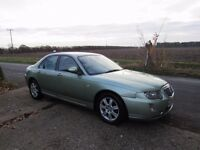 Rover 75 connoisseur cdti 2005 full leather