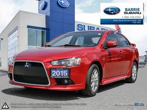 2015 Mitsubishi Lancer SE - 5MT Leather,Roof,B.Tooth,R.Spoiler