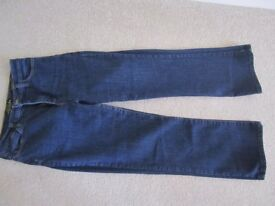 Jeans Ladies 'Not your Daughters Jeans' Size 12 Bootcut
