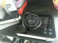 Brand new in box plug in induction hob