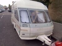 2 Berth Caravan in very good condition fully loaded £550 or swap for a car