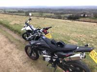 Yamaha wr125x 2012 (swap for a bigger bike)