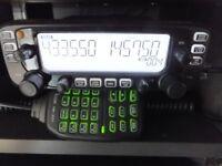 Icom 2730e Dualband Ham Radio - boxed