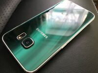 UNlOCKED Samsung Galaxy S6 Edge 32GB Green Emerald