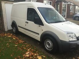 Ford Transit Connect 2003 Excellent Condition In And Out