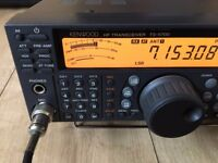 Kenwood TS570DGE boxed as new condition HF 100 watt transceiver