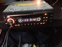 Sendai CD player comes with aux 45w x 4 MP3 wma , rds