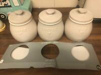 Next storage jars/canisters