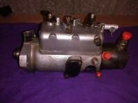 reconditioned injector pump