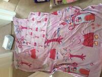 Frozen and peppa pig duvet set