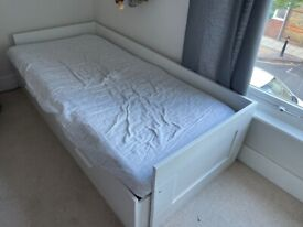 IKEA Brimnes Day bed with x1 mattress