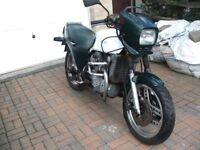 Motorbike Classic Honda CX 500 Ec 1983 Y V5c Good Restored Project For Repairs