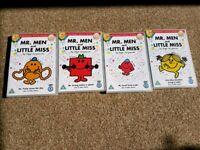 Mr Men & Little Miss DVDs
