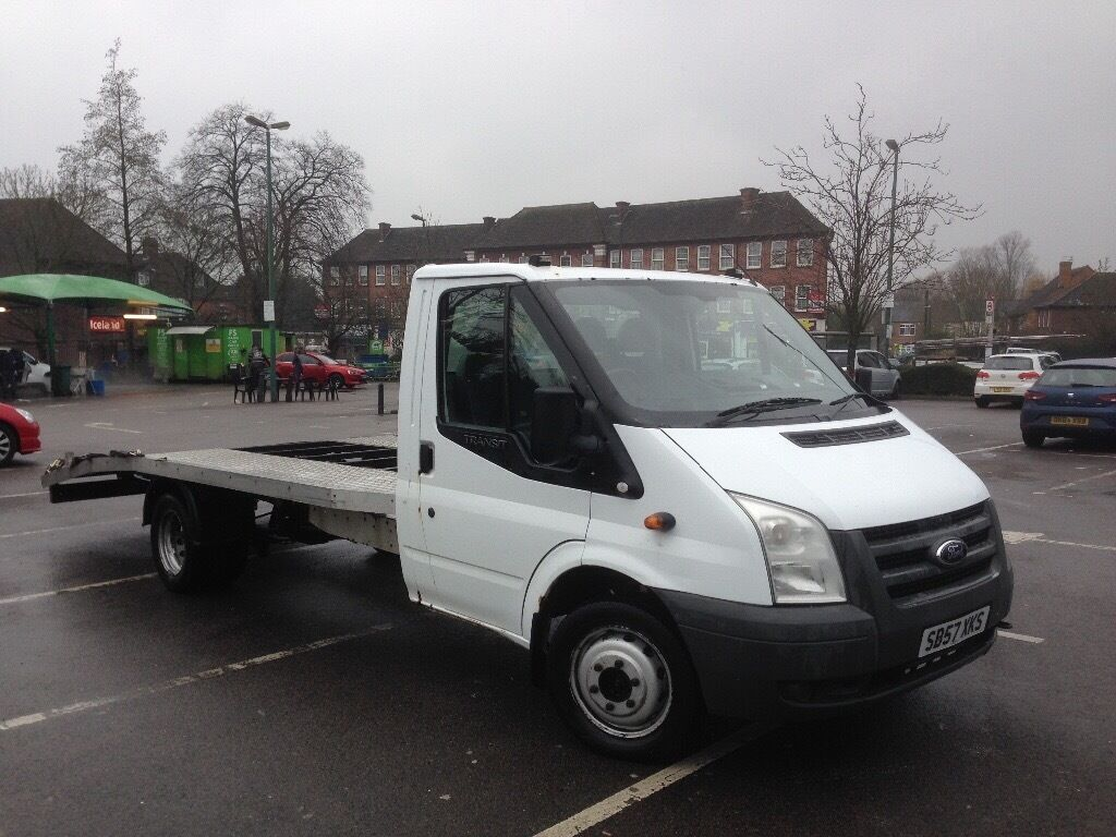 57 plate ford transit recovery truck 115 6 speed manual excellent runner ready for work