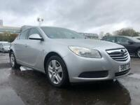 Vauxhall insignia 2ltr cdti exclusive 6 speed manual