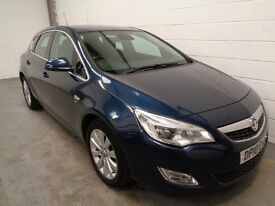 VAUXHALL ASTRA , 2010 REG , ONLY 43000 MILES + HISTORY , **£500 OFF**, YEARS MOT, FINANCE , WARRANTY
