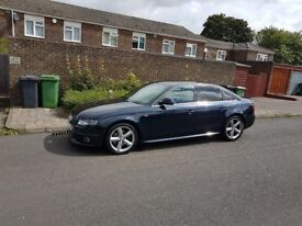 Audi A4 B8 S-Line for sall swap