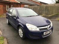 2007 Vauxhall Astra Estate 1.6 Petrol Automatic, Mileage 61000, 1 Yr MOT £1750