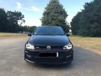 Volkswagen Polo GTI 1.8 TSI BlueMotion tech. Full VWSH,year MOT, immaculate with low miles.