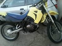 Suzuki rmx 125