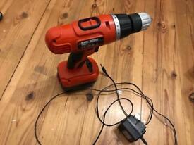 Cordless Drill Black&Decker 14.4V