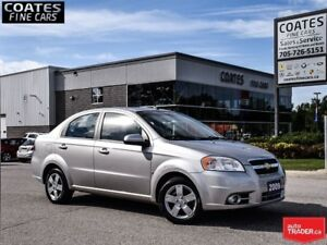2009 Chevrolet Aveo LT~New Frt Pads & Rotors~Clean Car Proof~