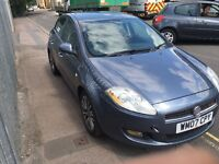 2007 Fiat Bravo 1.9 diesel 150T Sport, only 32,000 miles,one owner from new! and high spec