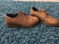 Boys Brogue Shoes