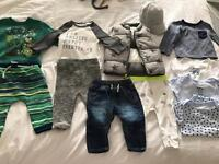 Baby boy NEXT clothes 3-6 months