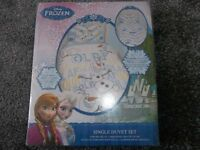 Olaf duvet set BRAND NEW