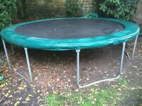 12ft Canberra Trampoline - Used