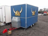 Catering trailer Lpg Equipment setup Gas Griddle burco Fryer Bain marie oven & hob Petrol Generator