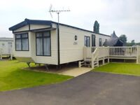 Caravan Holiday Home, Tattershall Lakes Country Park NOT Skegness, Butlins....