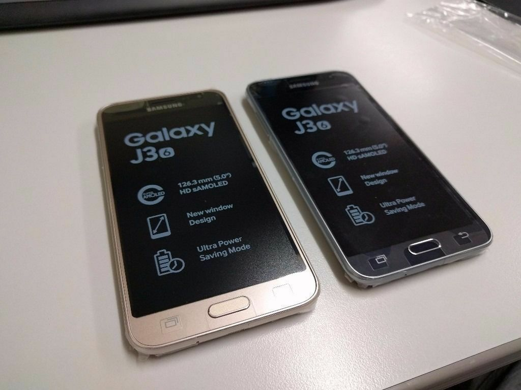 Samsung Galaxy J3 4G Brand new sealed Black, Gold Unlockedin Middlesbrough, North YorkshireGumtree - Samsung Galaxy J3 8gb 4G Black NEW SEALED Original Warranty from Samsung They are the latest 2016 model and capable of all the latest apps and games Delivery/Collection can be arranged and receipt provided