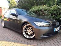 Bmw 320d #Bodykit #Lowered #BBS Alloys #Service History #Full M Sport Interior #Xenon #£££Spent