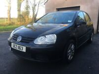 Volkswagen, GOLF, Hatchback, 2008, Manual, 1968 (cc), 5 doors