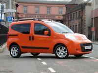 2011 REG FIAT QUBO DYNAMIC MULTIJET 1.3cc 5 Door DIESEL.