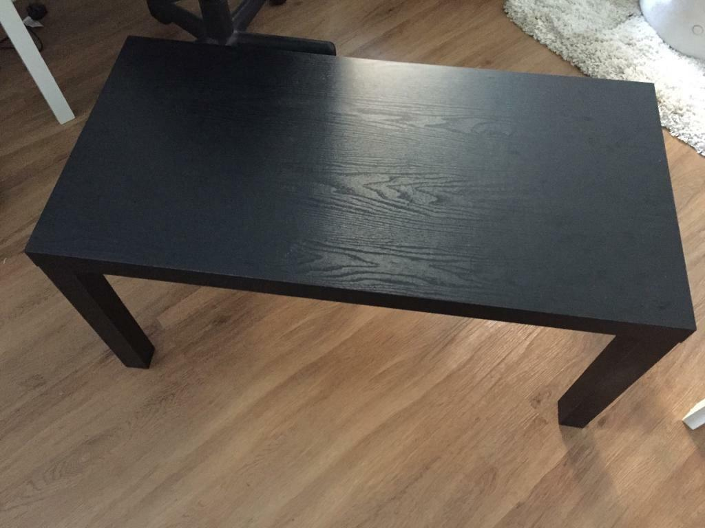 black argos sasha coffee table   in cambridge, cambridgeshire