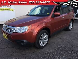 2011 Subaru Forester X Limited, Automatic, Panoramic Sunroof, AW