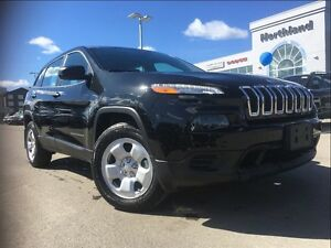 2016 Jeep Cherokee Sport 2.4L 9 Speed